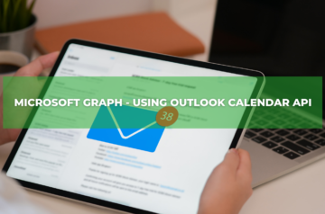 Microsoft Graph - using Outlook Calendar API